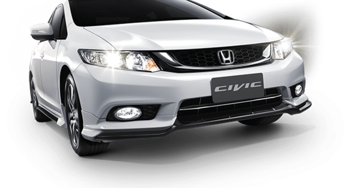 Additional Info ยี่ห้อ:Honda รุ่น:Civic เกียร์:A/T ค่าเช่า/วัน:1,500 THB